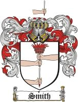 Smith    family crest / coat of arms from www.4crests.com  #coatofarms #familycrest #familycrests #coatsofarms #heraldry #family #genealogy #familyreunion #names #history #medieval #codeofarms #familyshield #shield #crest #clan #badge #tattoo