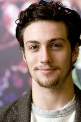 """And I'm obviously such a charmer. I can be like that sometimes"" Aaron Taylor-Johnson"