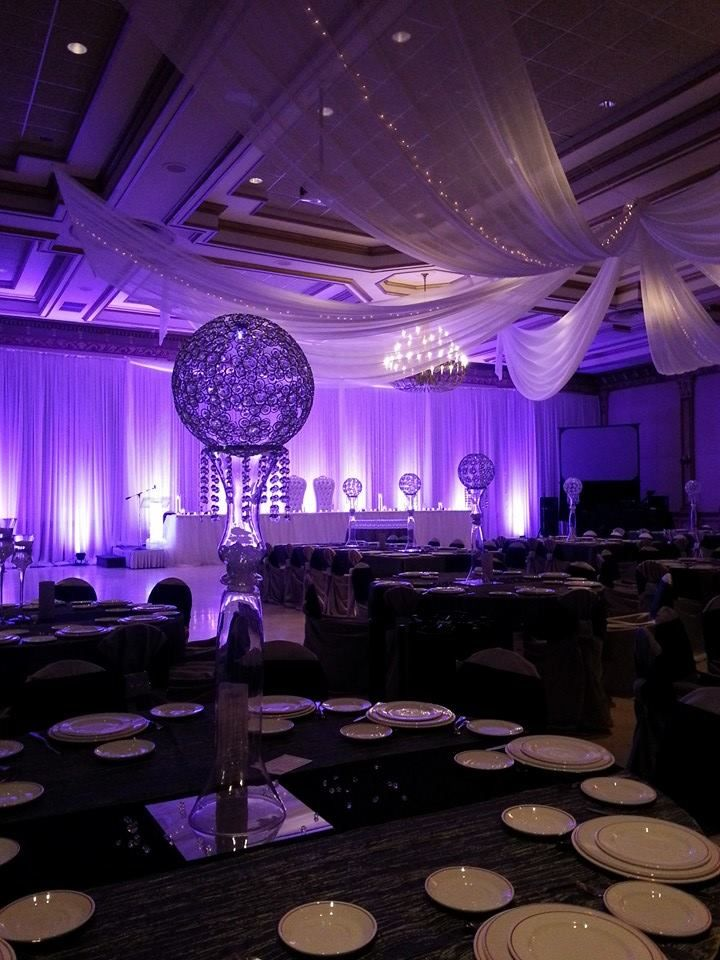 Crystal Center Piece By Dream Weddings By Veve Www
