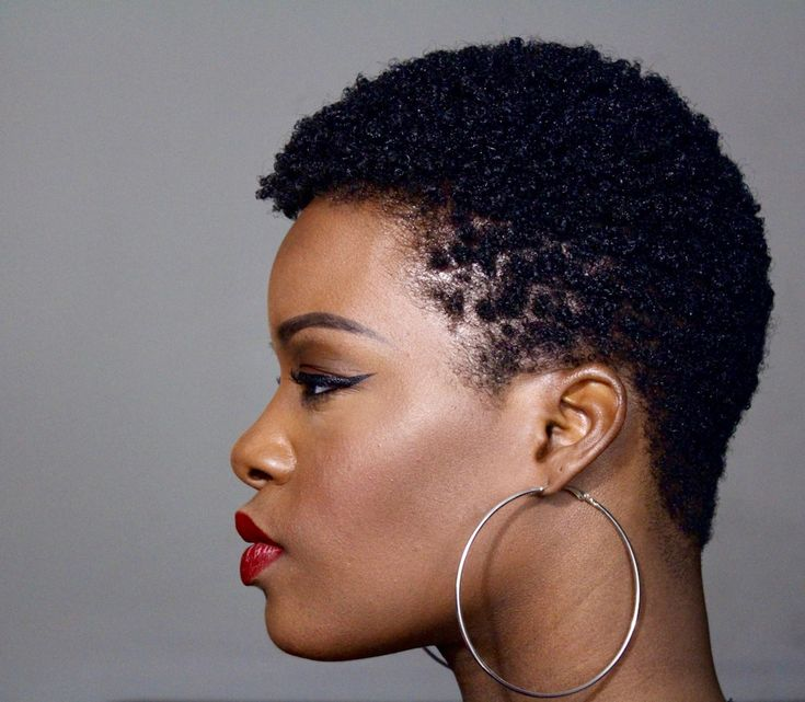 Super Defined Wash n' Go on 4c TWA Tutorial to show you how to achieve super defined curls on 4c hair, with product recommendations.