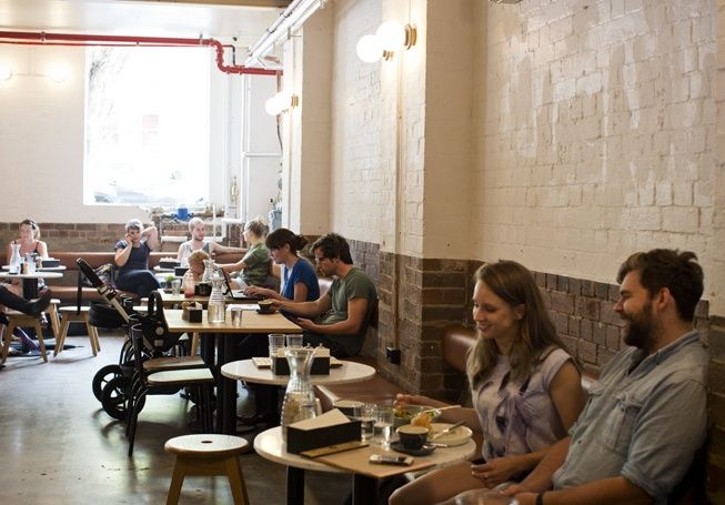 Three Williams Cafe Opens in Redfern