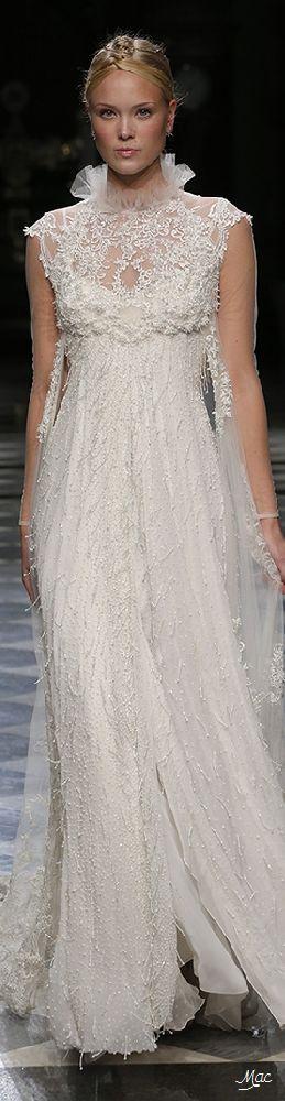 Spring 2018 Bridal Yolan Cris Couture