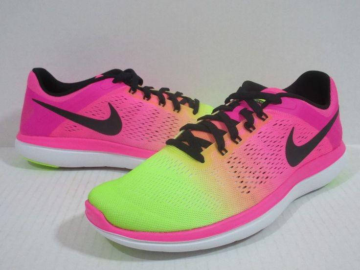 Nike Flex 2016 RN OC Mens Running Shoe 844737 999 Multi-Color/Multi-Color #Nike #RunningCrossTraining