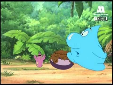 Narigota Episodio #1 - El nacimiento de Narigota - Dibujos animados infantiles sobre medioambiente