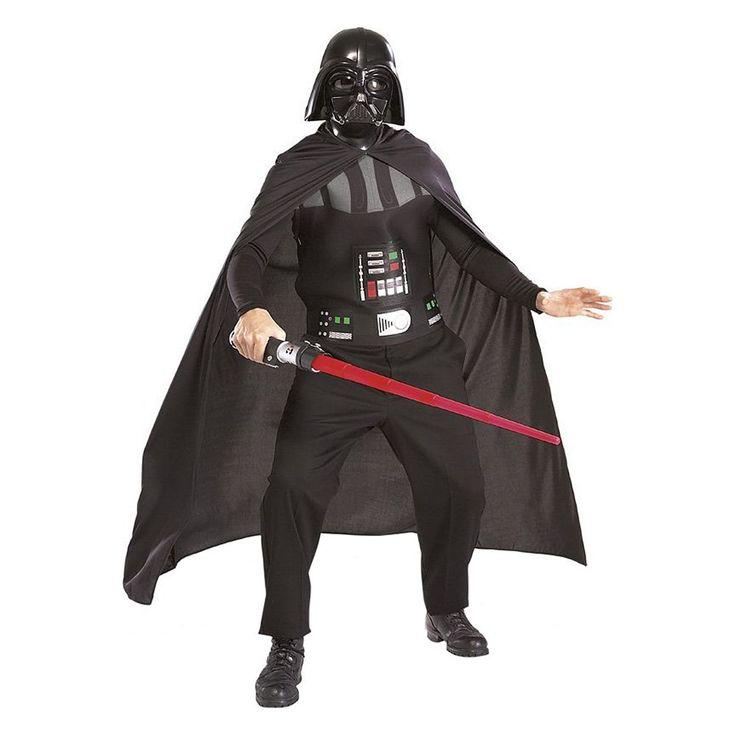 Darth Vader Costume - Adult, Men's, Black