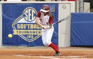 With Super Regionals looming, Alabama's top of the order peaking at the right time.