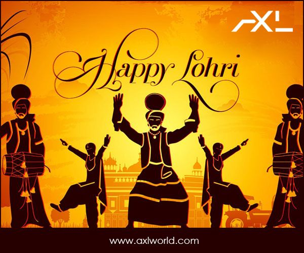 #Happy Lohri to you! May this #festival of Lohri fill your #life with lots of #energy and #enthusiasm and may it bring #happiness and #prosperity to you and your #loved ones Happy #Lohri!