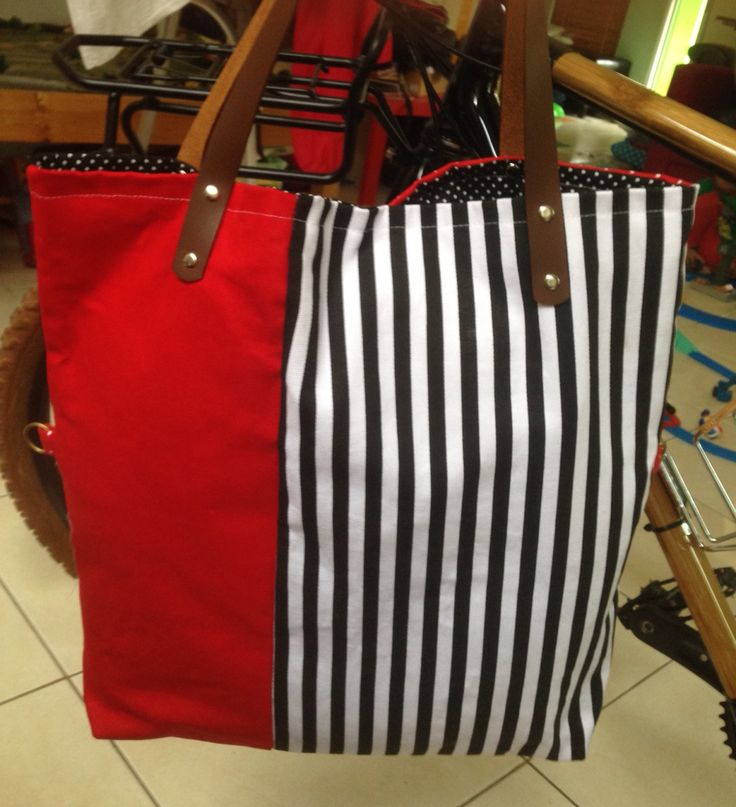 My big and simple totebag