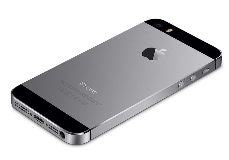iPhone 5S, 32 GB, iOS 7, retina display, 8 MP camera. http://www.zocko.com/z/JH9Up