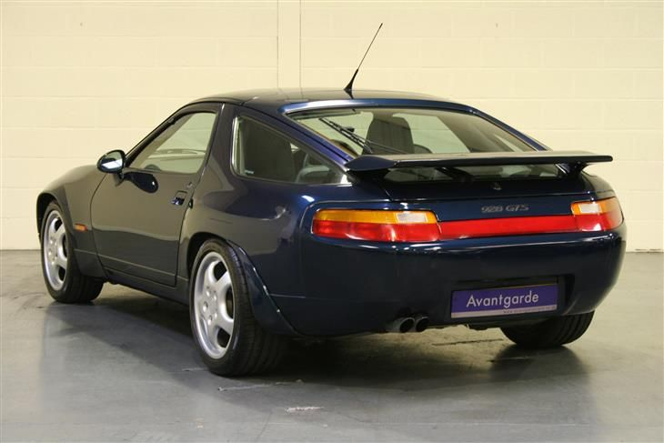 Used 1994 Porsche 928 for sale in Tamworth from Avantgarde.