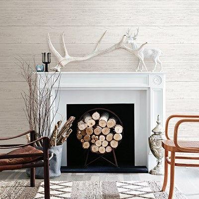 Hout behang wit Reclaimed Art.2701-22307 kopen bij Behangelijk