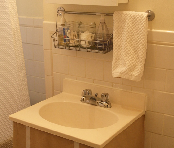 Space saving idea for bathroom bathrooms pinterest toilets space space and towels for Space saving toilets small bathroom