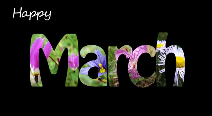Happy March instagram quotes march hello march march quotes march 2015 hello march tumblr hello march images hello march 2015