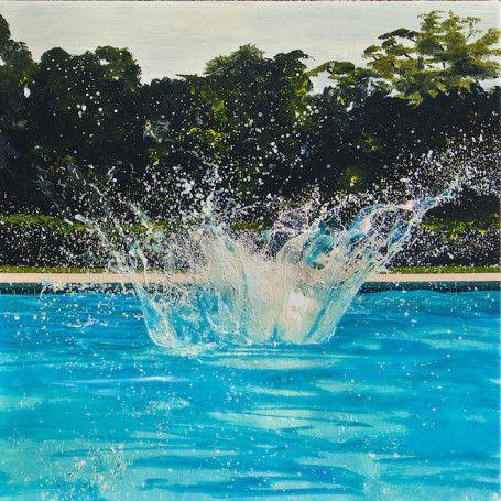 Splash Study by Eric Zener