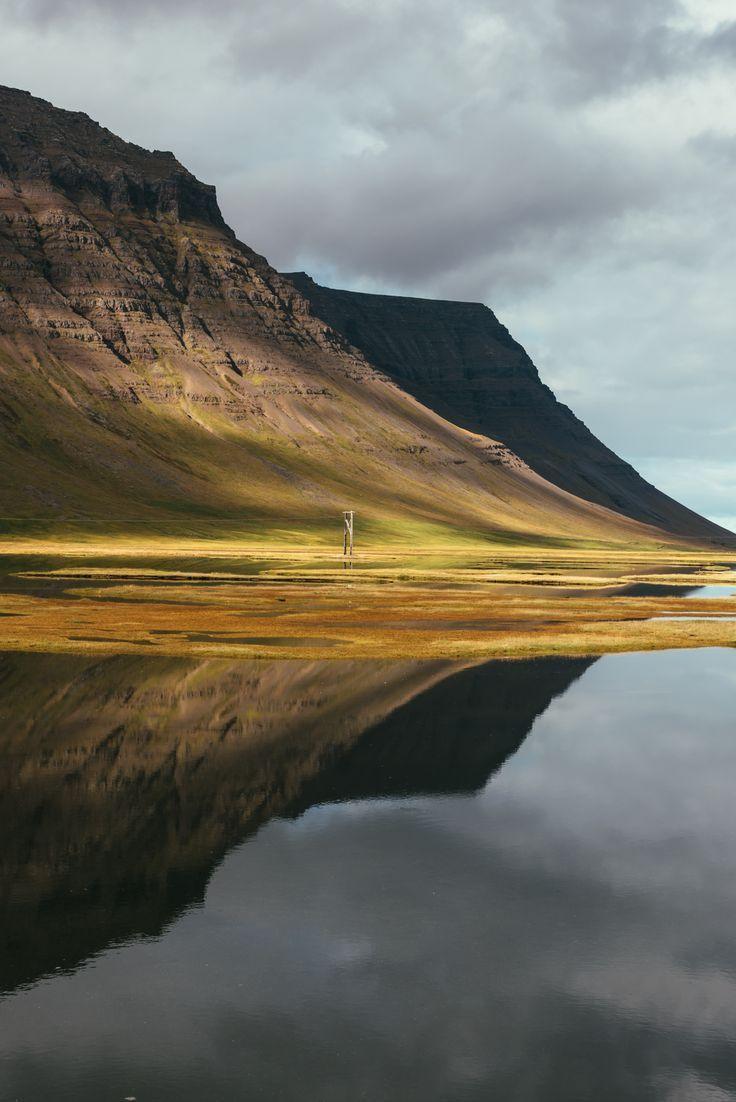 Westfjords, Islande