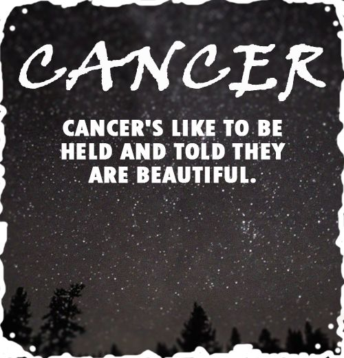 Cancer ♋ Zodiac Sign<<<This is true;)