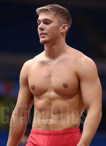 A cute swimmer guy get wanked 5