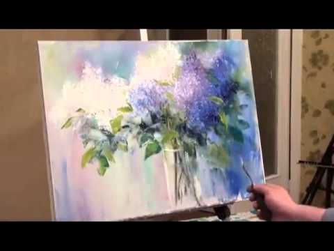 25 best ideas about bouquet de lilas on pinterest - Comment faire les ombres en peinture acrylique ...