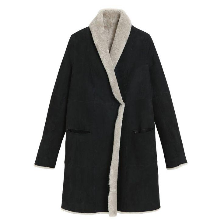 les 25 meilleures id es de la cat gorie manteau femme hiver 2015 sur pinterest manteau femme. Black Bedroom Furniture Sets. Home Design Ideas