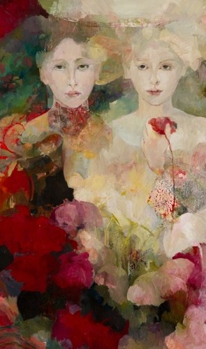 Françoise de Felice - French contemporary artist -