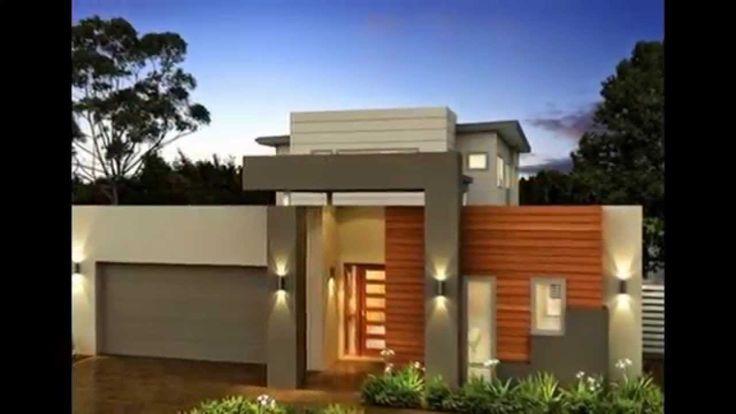 Bellas fachadas modernas de casas de un piso 5 for Fachadas pisos modernas