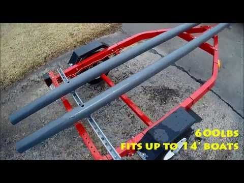 Build A Fishing Kayak Trailer—CHEAP - North American Fisherman - Scout