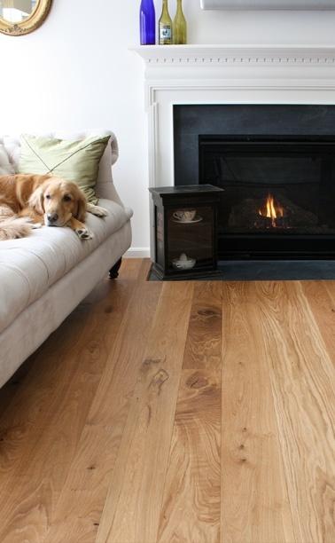 white oak, for flooring this looks like 5 inch, I got 3inch