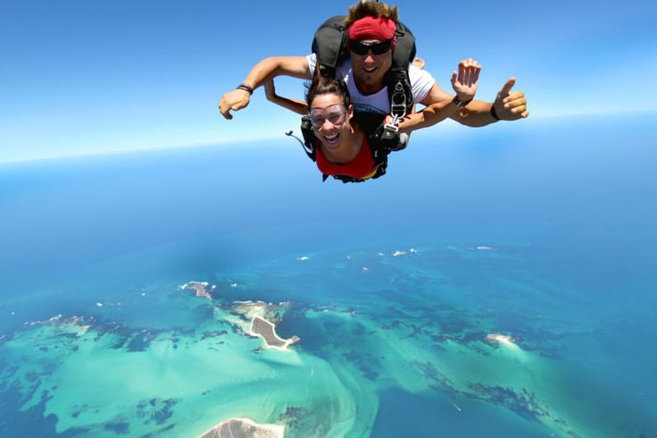 Don't you think now is the time to be #adventurous when we are still young? Tandem Skydive Perth. Skydive Jurien Bay