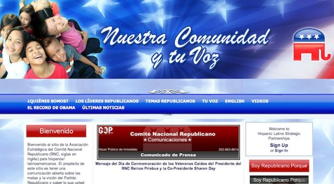Republican Latino Site Features Image of Asian Kids