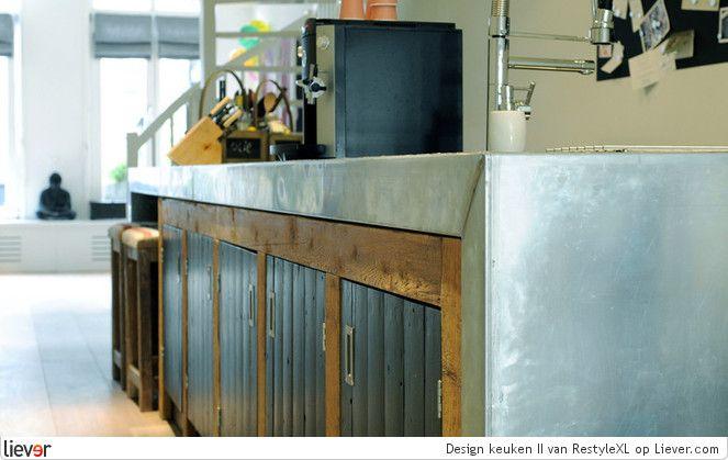 RestyleXL Design keuken II - RestyleXL kasten & keukenkasten - foto's & verkoopadressen op Liever interieur