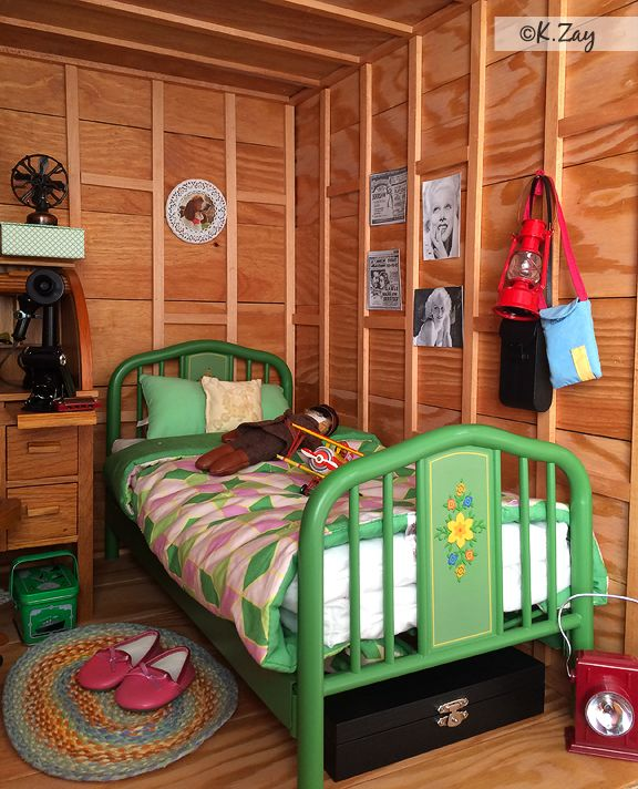 American Girl Doll Bedroom: 241 Best Images About American Girl Dollhouse & Furniture