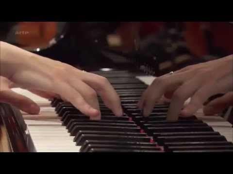 "Alice Sara Ott plays Ravel's Piano Concerto in G major - Encore: ""La Valse"" - Thank you, Mentor1954 and YouTube"