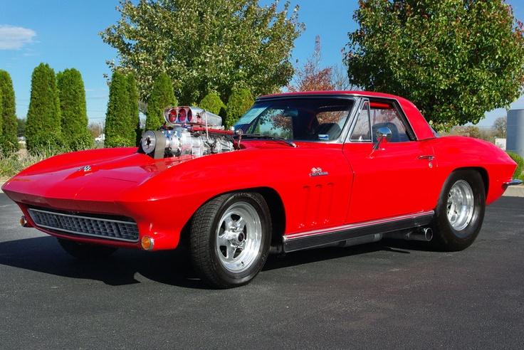 1966 Chevrolet Corvette Convertible at Fast Lane Classic