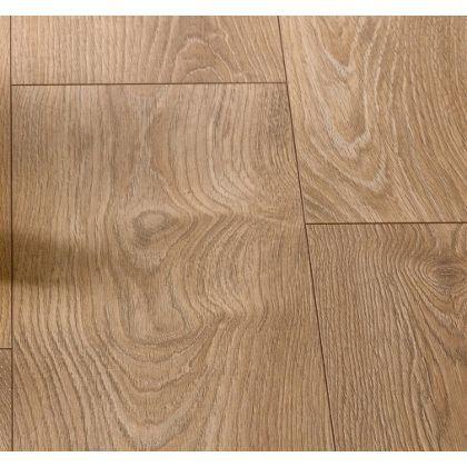 Hygena Stanwick Oak Laminate Flooring 2 13sq M Per Pack