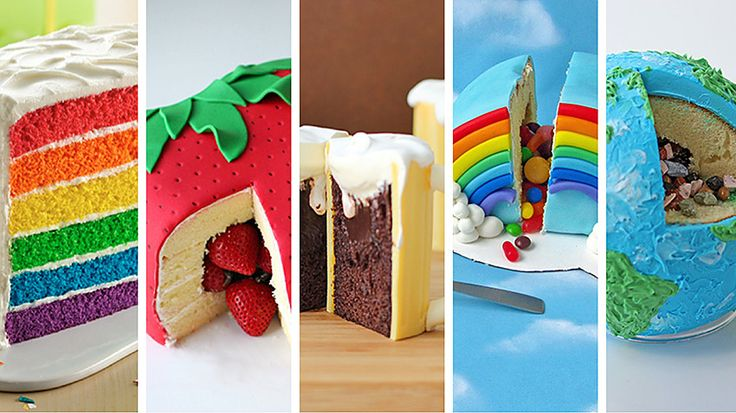 Top 5 Surprise Cakes For Our 5th Birthday - Tablespoon