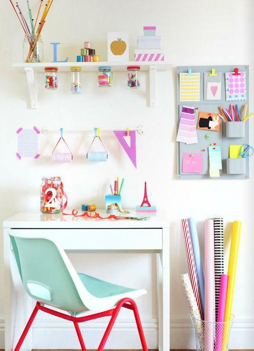 ideas decorativas para espacio de trabajo - Buscar con Google