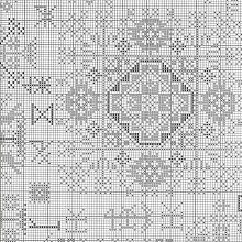 ABSOLUTELY ENDLESS!!! selection of cross-stitch samplers and charts (Russian text)