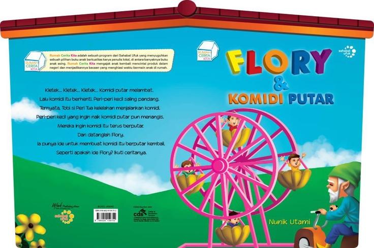 Flory dan Komidi Putar