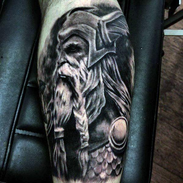 Norse Viking Tattoos
