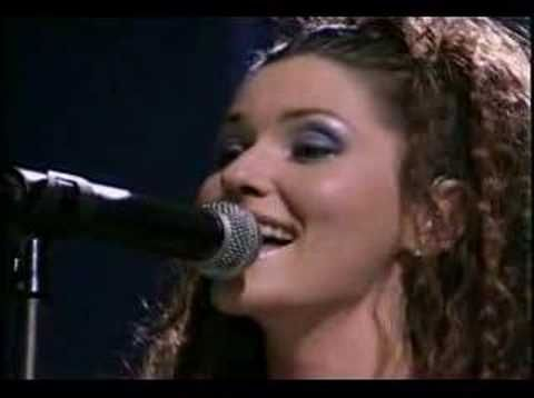 Shania Twain - You're Still The One (live)...my wedding song.