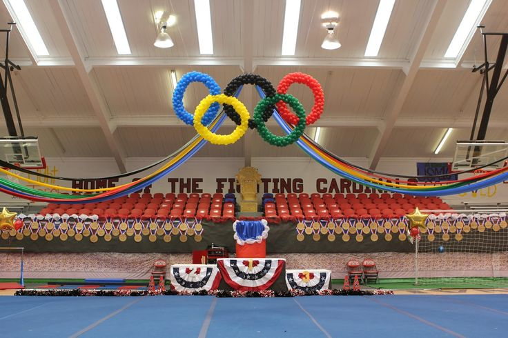 Classroom Decorating Ideas Olympic Theme ~ Pep rally idea sga pinterest games awesome