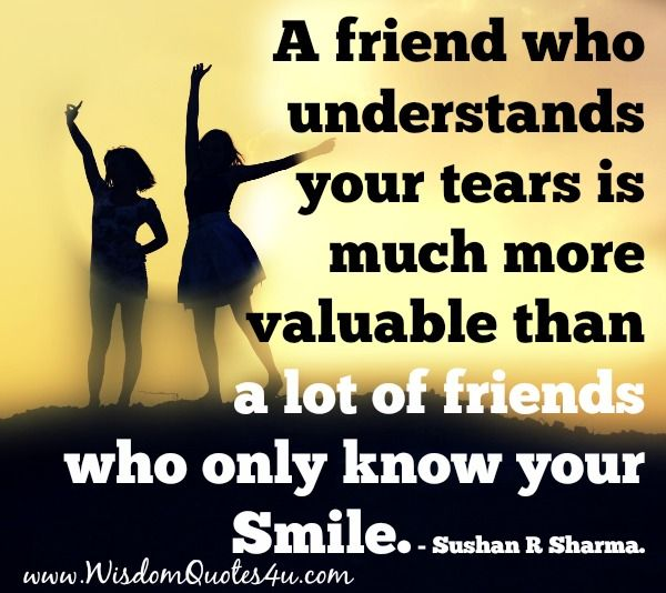 51 best friendship quotes images on pinterest friend quotes one great friend is much better than the ones you think are your friends and they thecheapjerseys Image collections