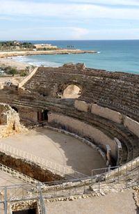 Roman Ampitheater -Tarragona - Spain