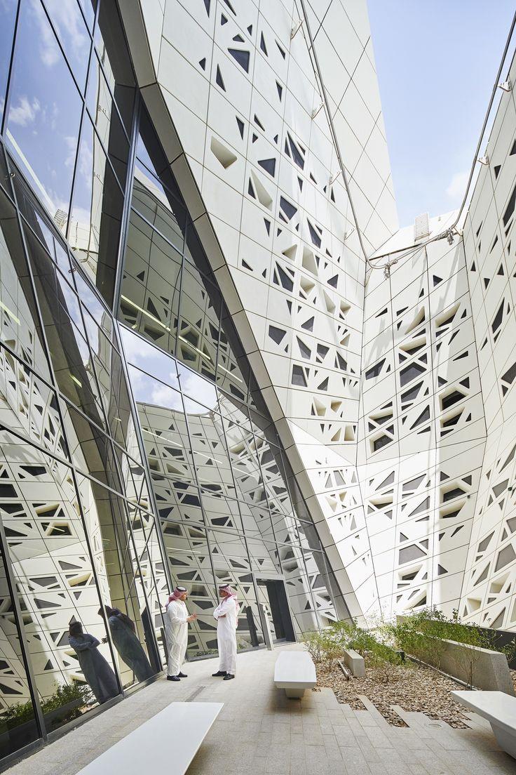 Inside Zaha Hadid Architects' Latest, Eco-Friendly Project in Saudi Arabia Photos | Architectural Digest