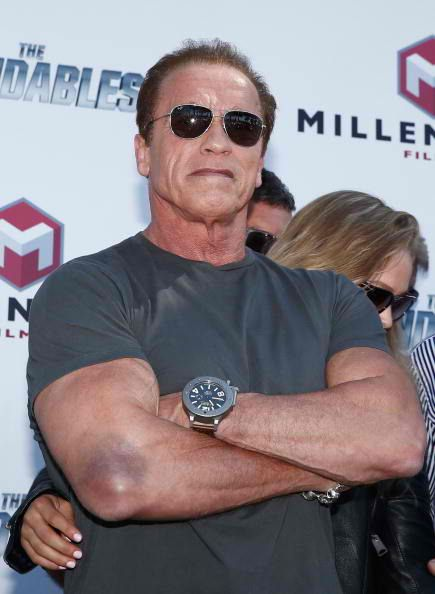 'Terminator 5 Genesis' Cast, Plot & Trailer: Arnold Schwarzenegger Reveals New Title