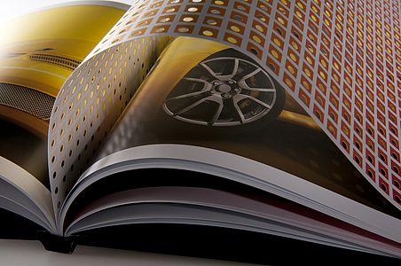 GLASURIT // IMAGE BOOK –printed on heaven 42 soft matt absolute white  170 g/gm