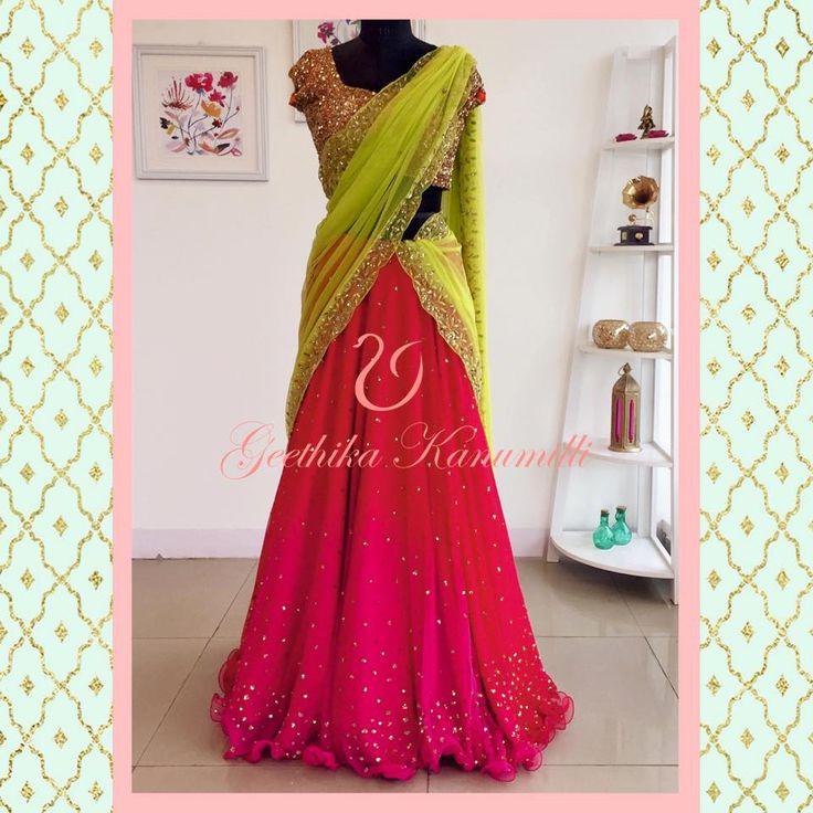 Geethika Kanumilli designs. Hyderabad. Unit no.301 Third floor(above bata showroom) Apurupa LNG opposite Film Nagar club near cafe coffee day road no.78 Jubilee Hills-500096. 05 July 2016