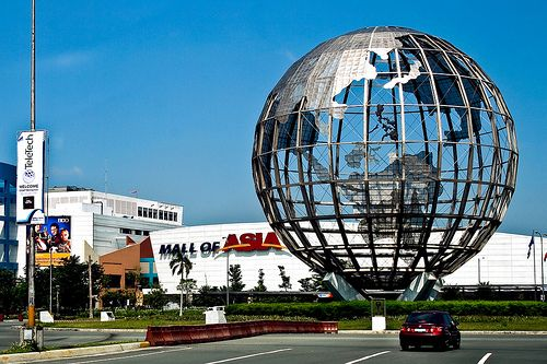 Mall of Asia in the Philippines