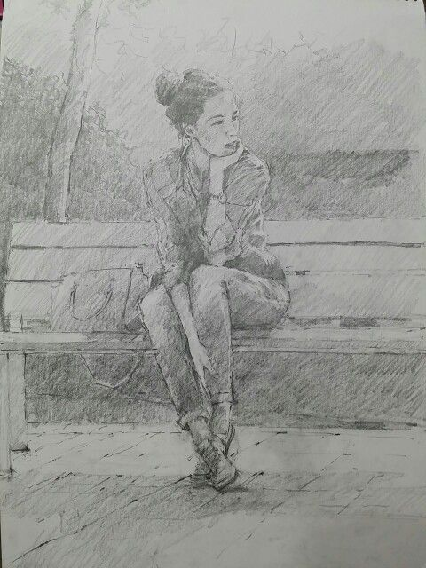 #Sketch #drawing #연필드로잉 #인물 #드로잉 #스케치 #풍경 #building #portrait #pencil #그림