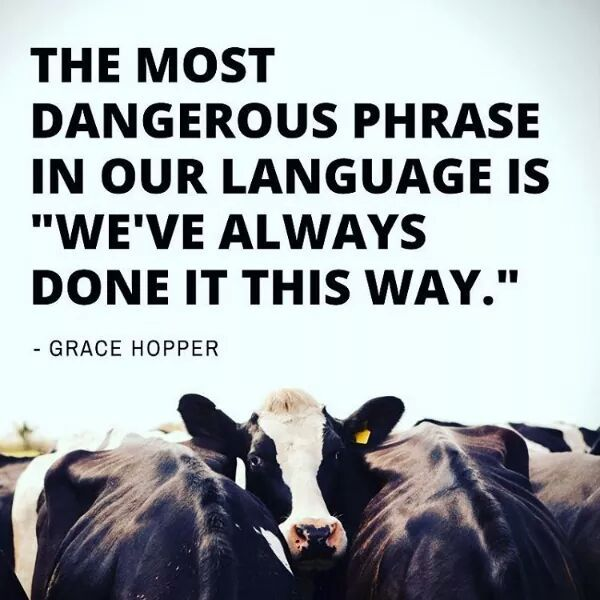 ~ courtesy Grace Hopper #vegan                                                                                                                                                                                 More